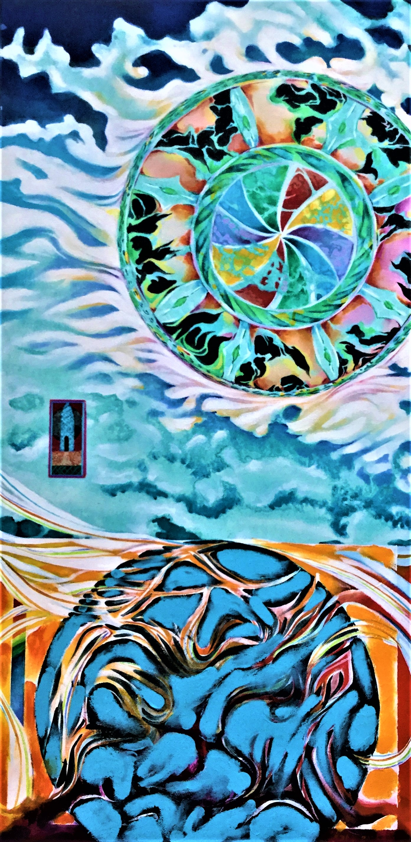 Dalai-acrylic-on-canvas-18-in-x-36-in