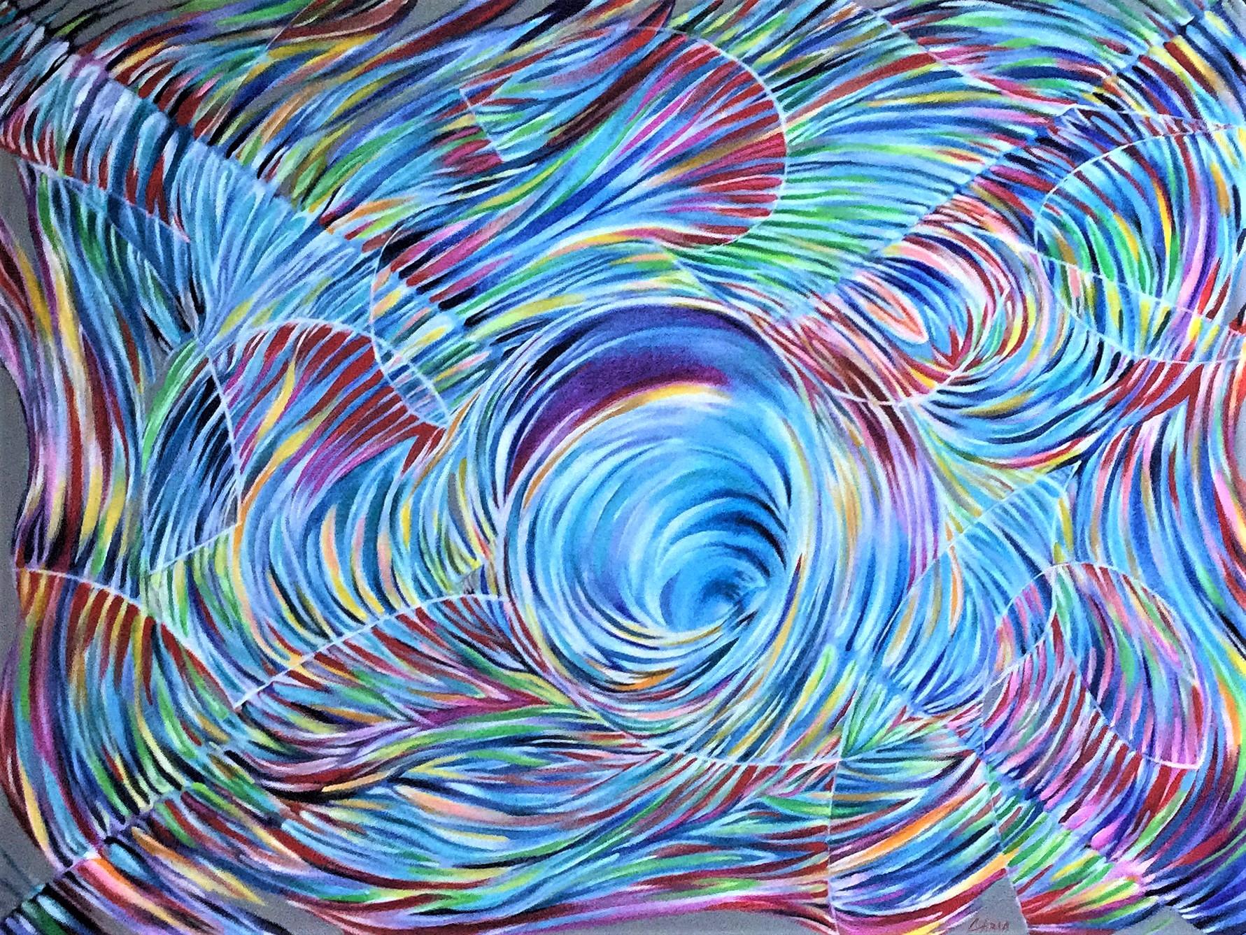 Imagine-Acrylic-on-canvas-3-feet-x-4-feet