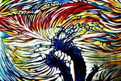 5_Le-souffle-de-la-vie-acrylic-oil-on-canvas-31-in-x-40-in