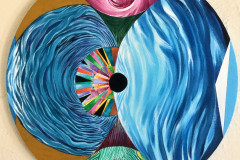 My-Shield-acrylic-on-canvas-20-inch-diameter