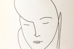 Contemplative-line-drawing-paperwork-11-in-x-14-in